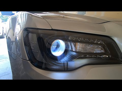 2019 Chrysler 300s | How to install LED headlights!