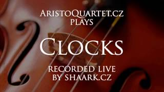 Coldplay - Clocks (violin instrumental cover) - string quartet