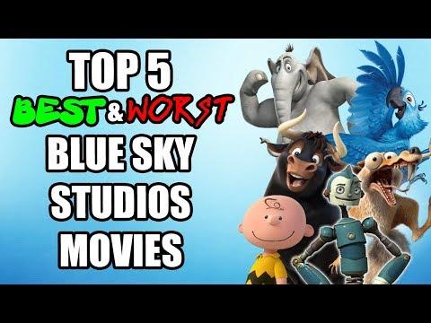 Jambareeqi's Top 5 Best & Worst Blue Sky Studios Movies