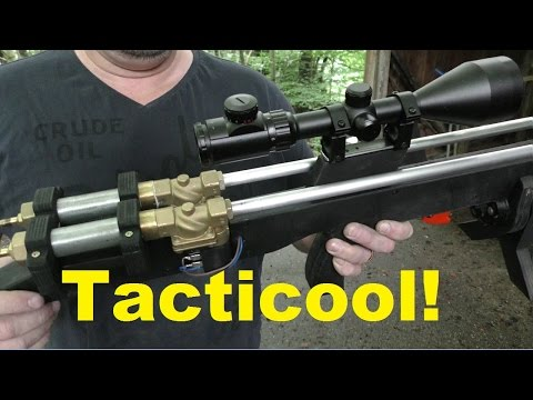 "Thumbnail: The ""Tacticoolest"" Homemade Bullpup Airgun Ever?"