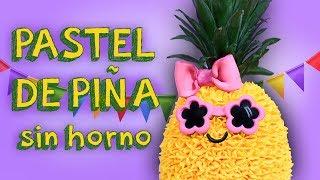 PASTEL DE PIÑA - SIN HORNO | DACOSTA'S BAKERY