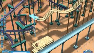 Rollercoaster Tycoon 3, Soaked!, Career Mode, Scenario 5; Fountain of Youth