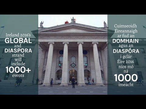 Ireland 2016 // Global and Diaspora Programme