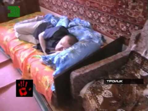 Вор уснул в квартире