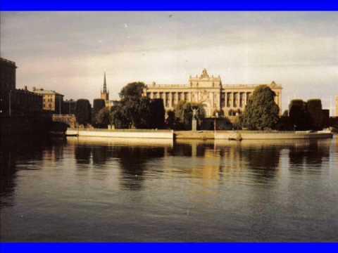 Stockholm. The capital of Sweden. Beloved city.