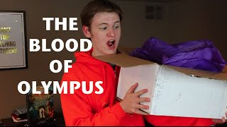 BLOOD OF OLYMPUS BOX OF ANTICIPATION Thumbnail