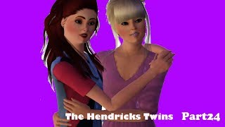 Sims3: The Hendricks Twins: all in one:Part24: Maya's an adult dog