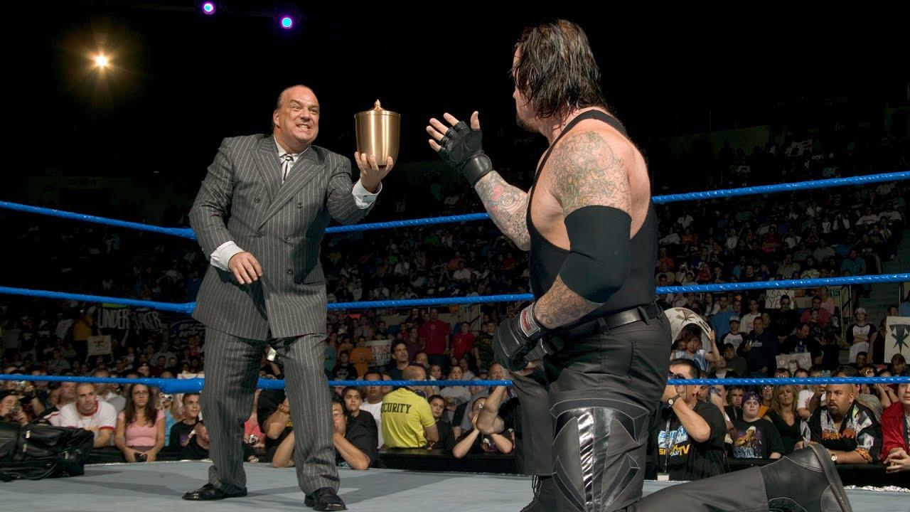 Paul Heyman's most shocking moments: WWE Playlist