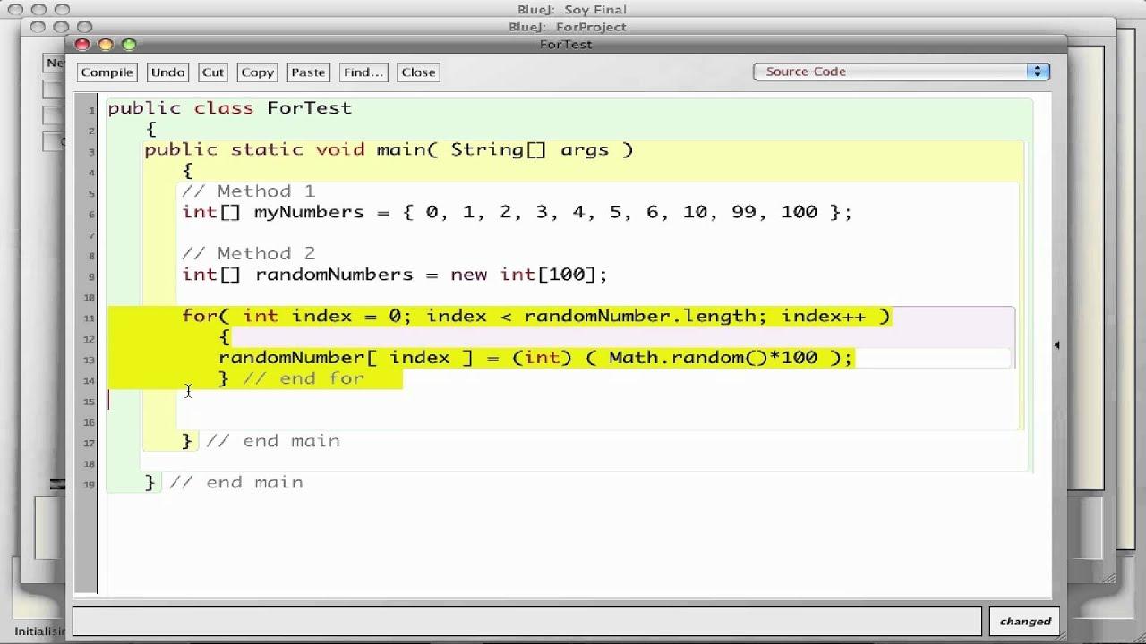 Using Random class in Java.