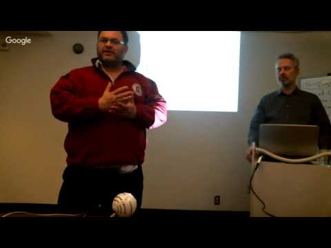"TWed 08 Feb 2017: Josh Draper on ""CBIS and PSAC-II Experiments"""