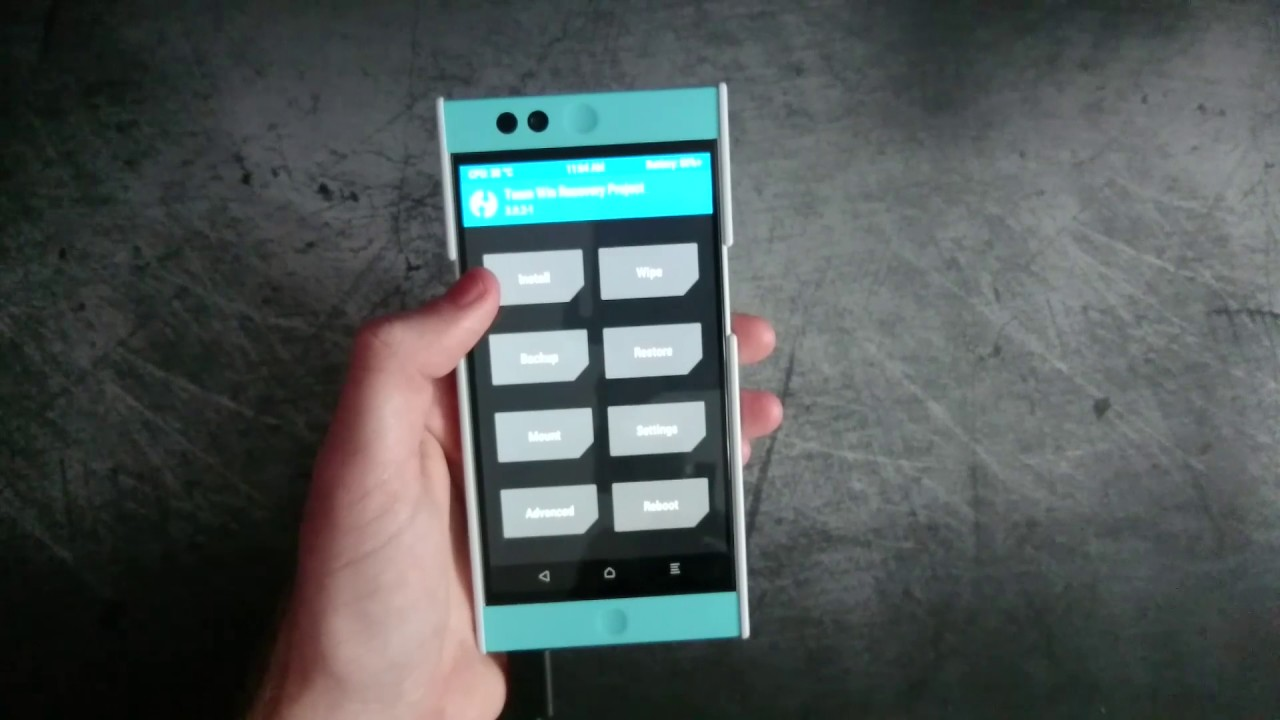 [HOW TO] Dirty flash a rom (ft  Nextbit Robin & LineageOS)