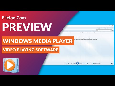 Windows Media Player   Official Video and Audio Player of Windows PC   Download Software Preview