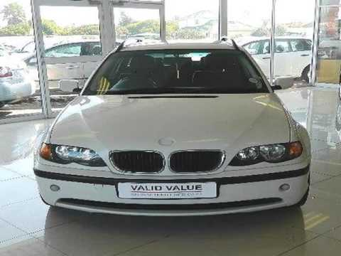Used 2003 BMW 3 SERIES TOURING 318i Auto For Sale  Auto Trader