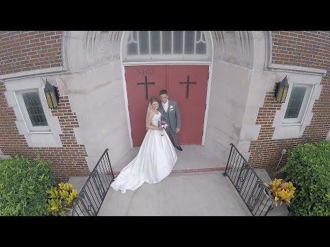 St Paul Lutheran Church Wedding Tampa FL