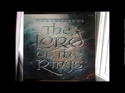 The Lord of the Ring 1978 Soundtrack (1) - Theme from The Lord of the Rings