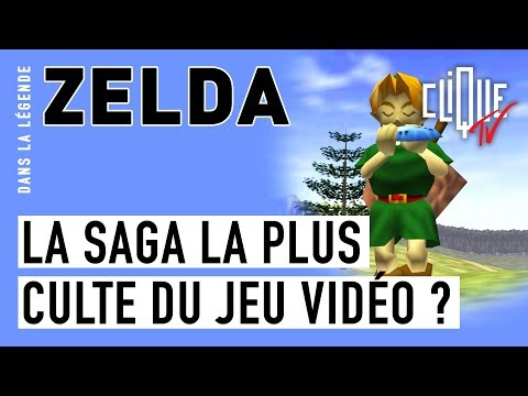 Zelda : La saga la plus culte de l'histoire du jeu vidéo ?