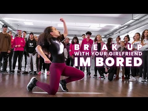 Ariana Grande - break up with your girlfriend, i'm bored | Dance Choreography Mp3