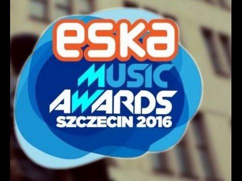 💋 Eska Music Awards 2016 💋Szczecin 💋