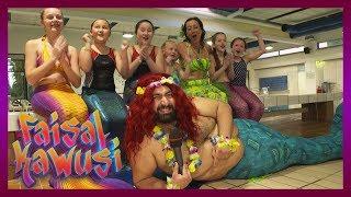 Mermaiding! Faisal, die dicke Meerjungfrau
