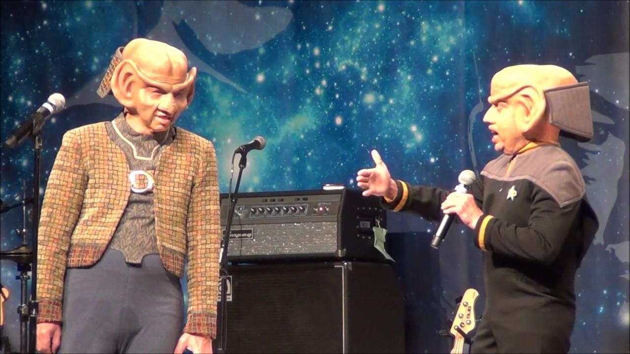 Download Rom and Nog – Deep Space Nine Star Trek 50th  Las Vegas 2016