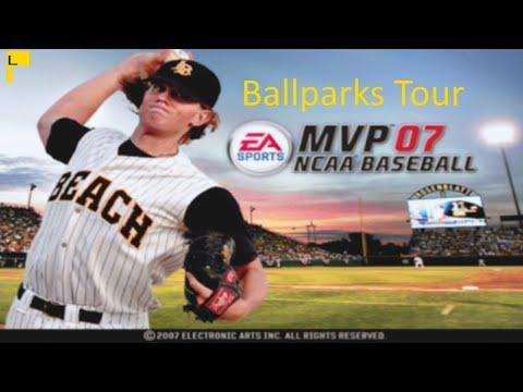 MVP 07: NCAA Baseball Ballparks (4K60FPS)