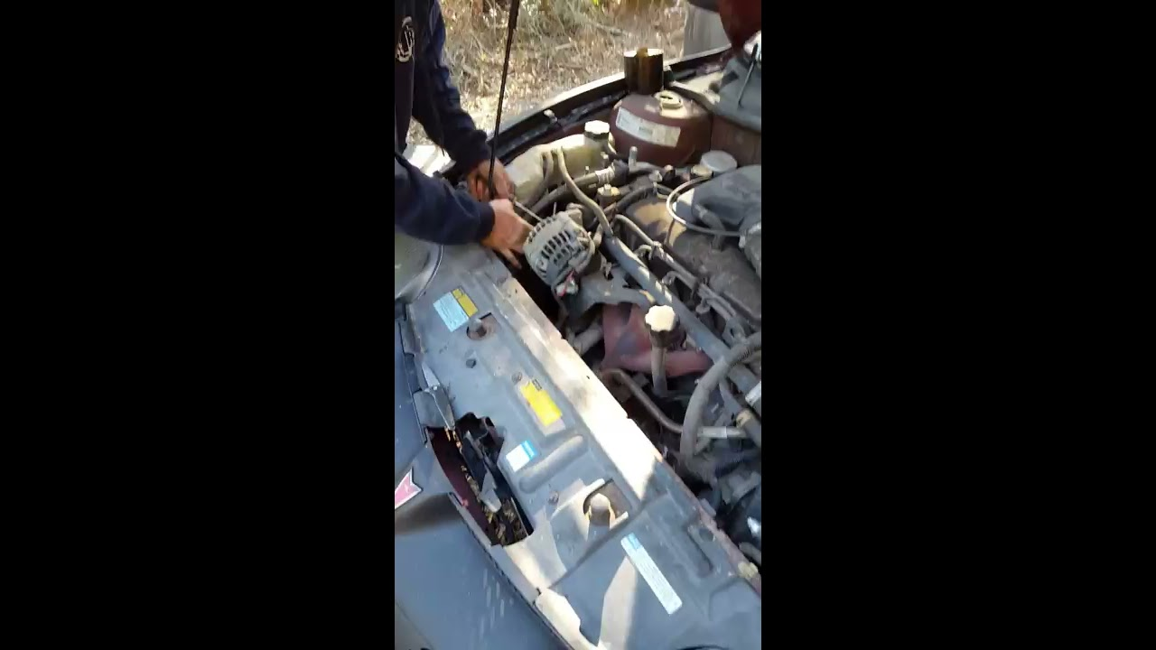 How To Charge A Dead Car Battery... Without Another Car To