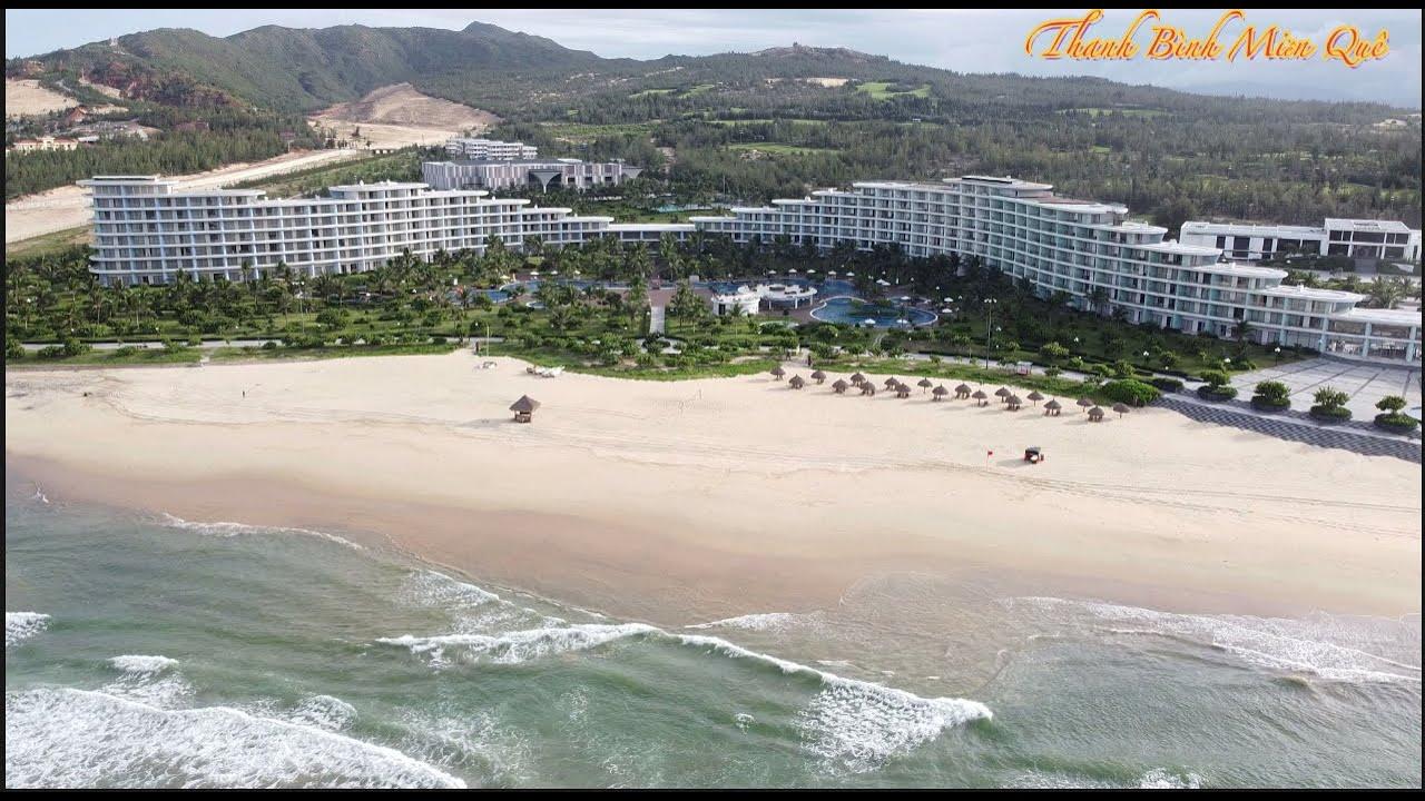 Một lần đi thử FLC Quy Nhơn resort 5 sao |MQTB|