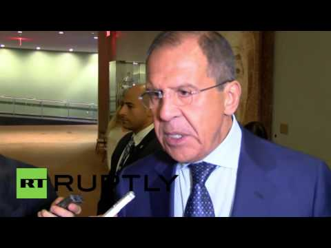 USA: Russia actively supports Syria and Iraq by supplying military equipment - Lavrov