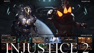 "Dusting Off The Ole Beetle! - Injustice 2 Versus Set FT3 - ""Blue Beetle Combos"""
