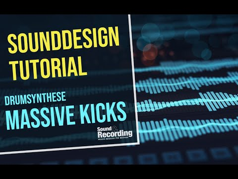 Sound Design Tutorial: