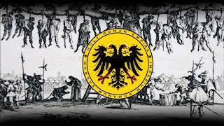 """Немецкая народная песня - """"Мы - чёрный отряд Гайера""""/""""Wir sind des Geyers schwarzer Haufen"""""""
