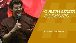 O JEJUM AFASTA O DEMÔNIO | #LIVES