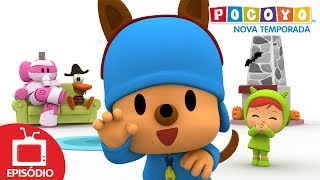 Pocoyo - Histórias de Halloween (S04E18) NOVOS EPISÓDIOS