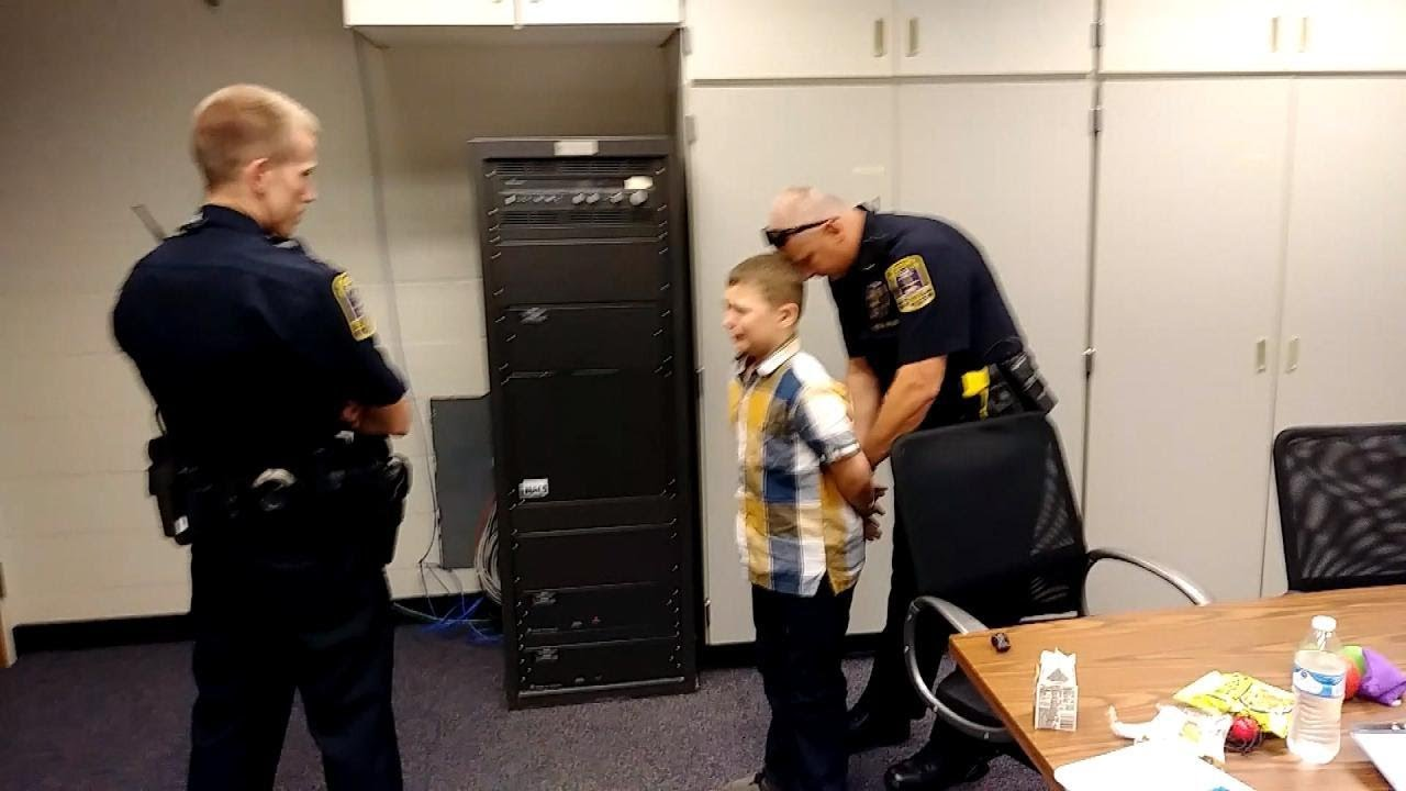 The Kids Who Beat Autism >> Why 9 Year Old Boy With Autism Got Arrested At School Youtube