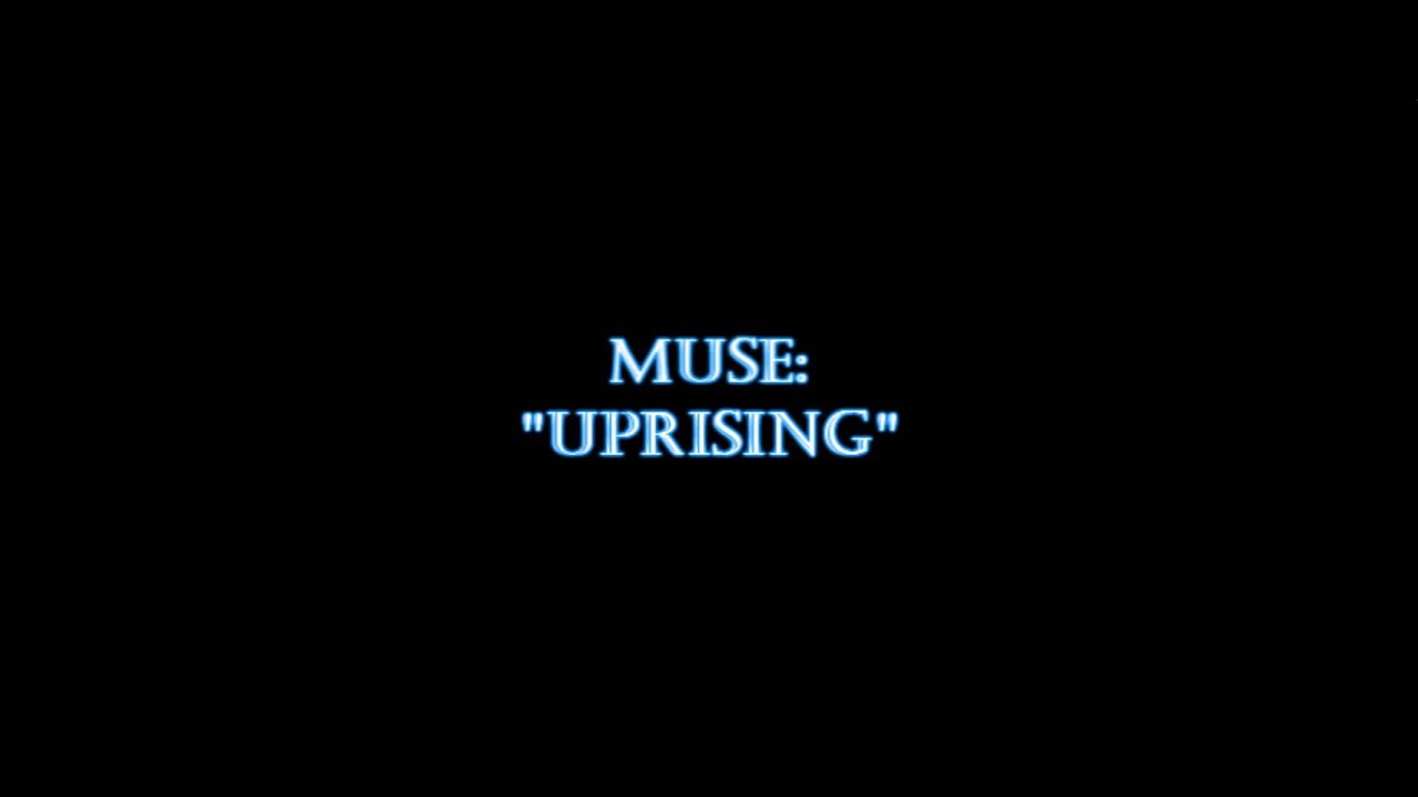 Muse - Uprising (HQ) - YouTube