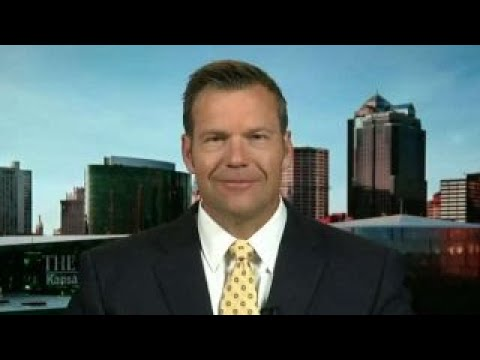 I'm honored to have President Trump's support: Kris Kobach