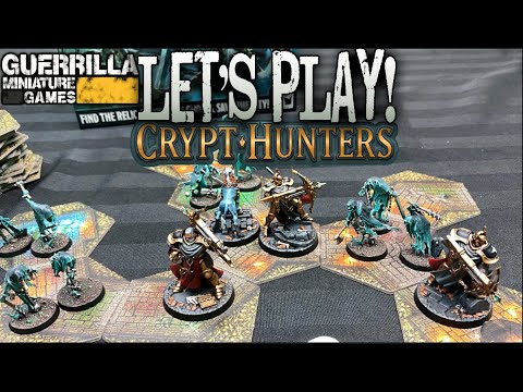 Let's Play! - Crypt Hunters by Games Workshop