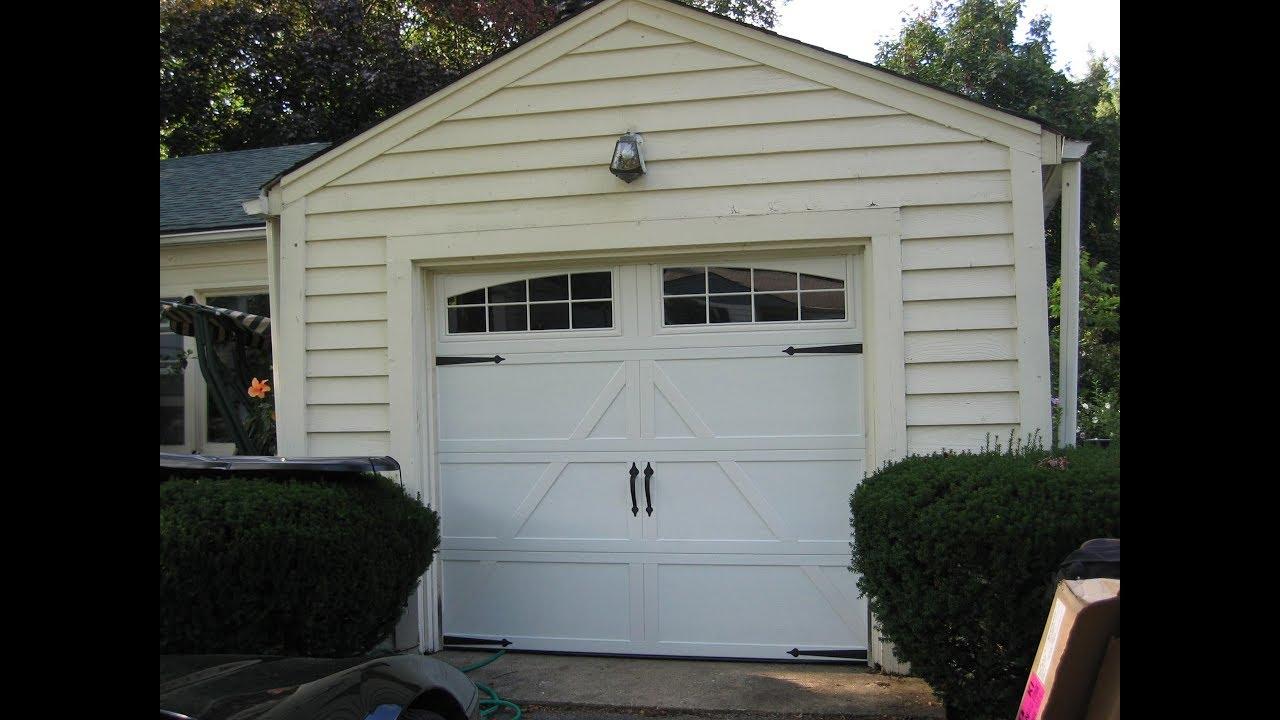 C H I Overhead Steel Models Innovative Garage Door