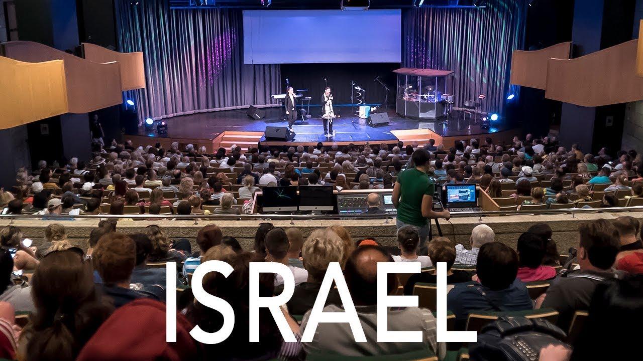 Rabbi preaches the Jewish Messiah in Israel