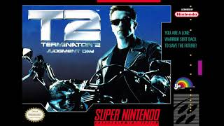 Terminator 2: Judgment Day - Title / Steel Mill (SNES OST)