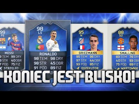 FIFA 16 DRAFT | Koniec jest blisko...