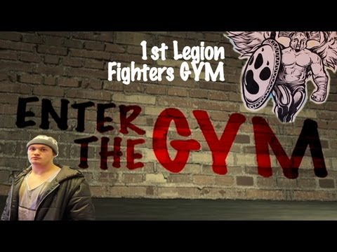 1st Legion Fighters Gym Feature - Enter The Gym Season 2, Ep#1