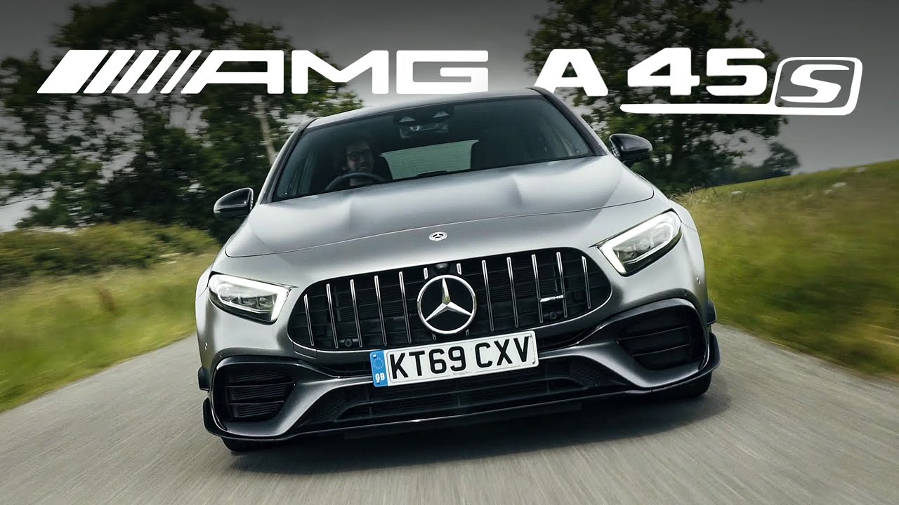Download Mercedes-AMG A45 S: Road Review | Carfection 4K