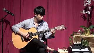 (BTS) Fake Love - Sungha Jung (live)