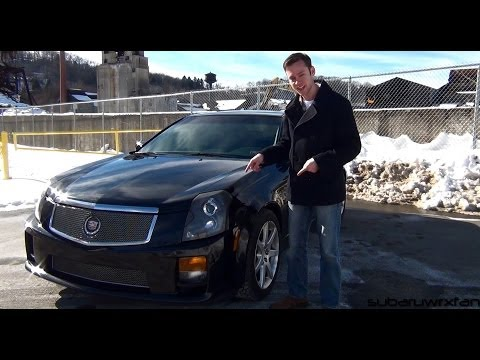 2004 Cadillac CTS | Read Owner and Expert Reviews, Prices, Specs