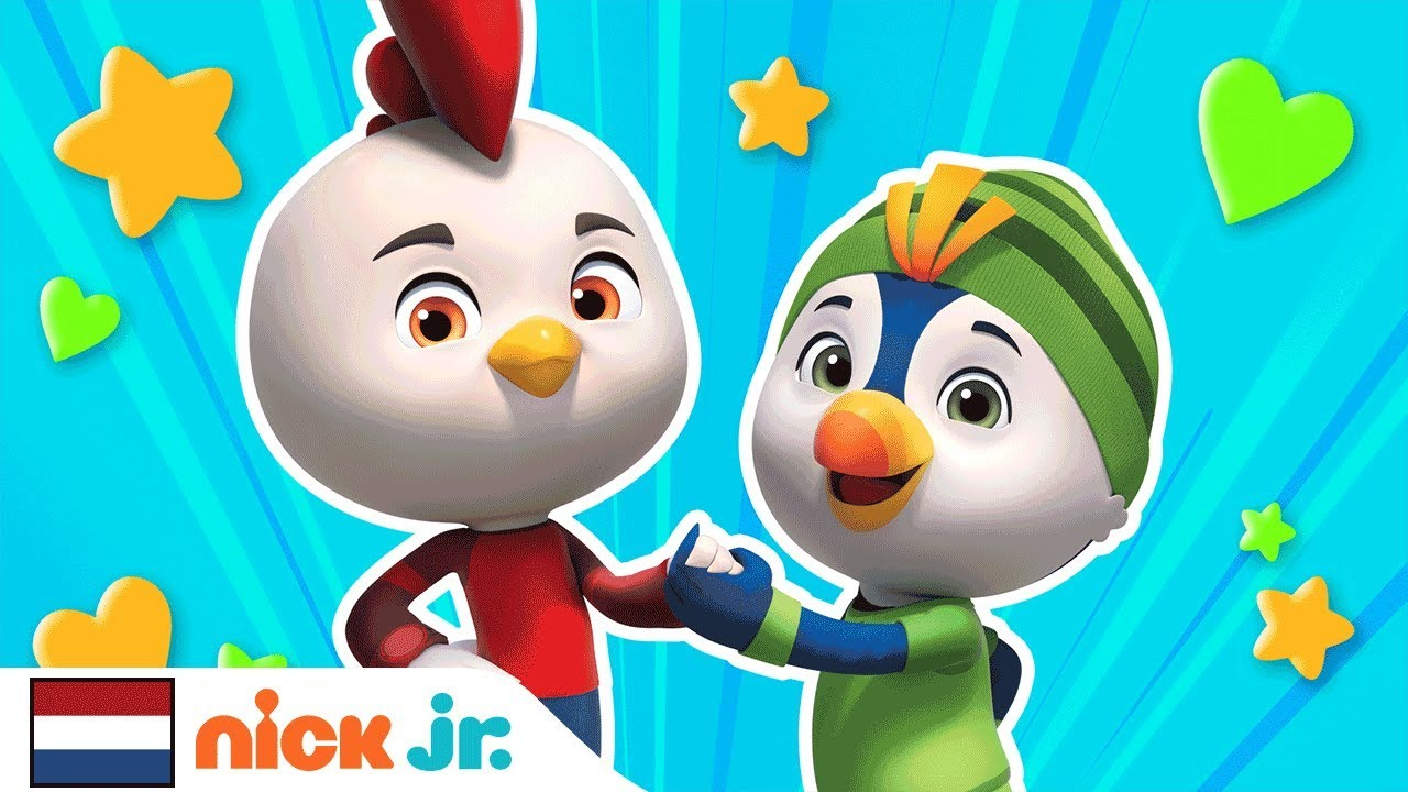 Top 5 Friendship Moments ft  Top Wing | Nick Jr