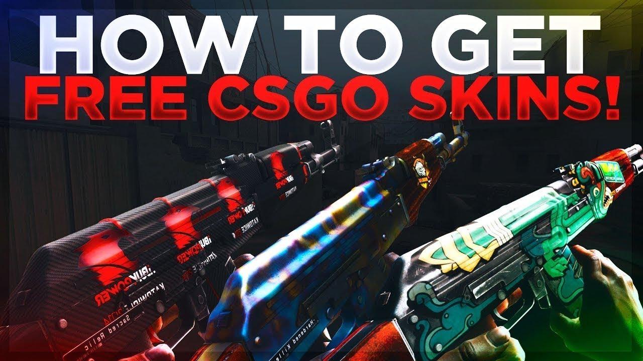 csgo free skins no deposit sites