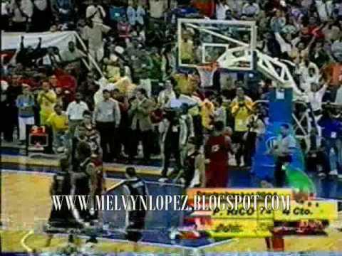 RD VS PR Centro Basket 2004 Part-2