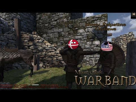 Mount and Blade 6# Persistent World memes (Really bad outlaws#2)