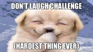 Don't laugh challenge (Hardest thing ever)